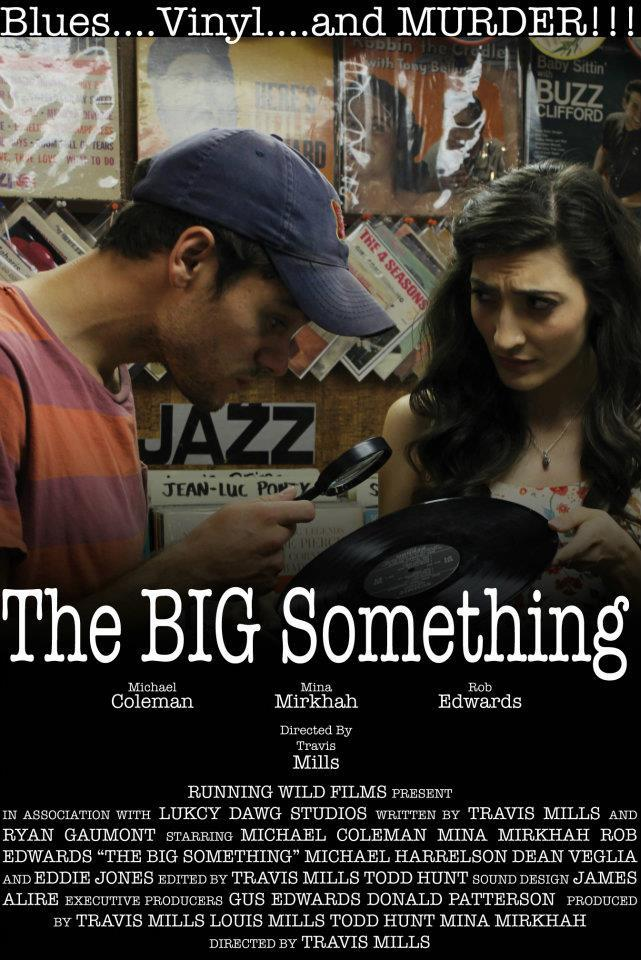 The Big Something Movie Poster