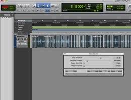 How to Get Room Tone From Production Audio using Pro Tools