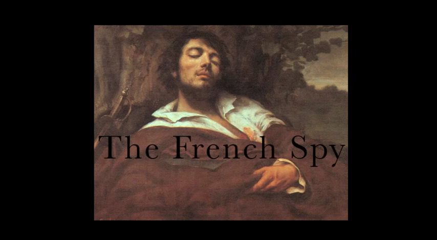 "Sound Mixer and Post Production Sound Editor – ""The French Spy"""