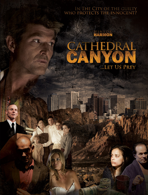 Post Production Audio Blog: Cathedral Canyon (2013)
