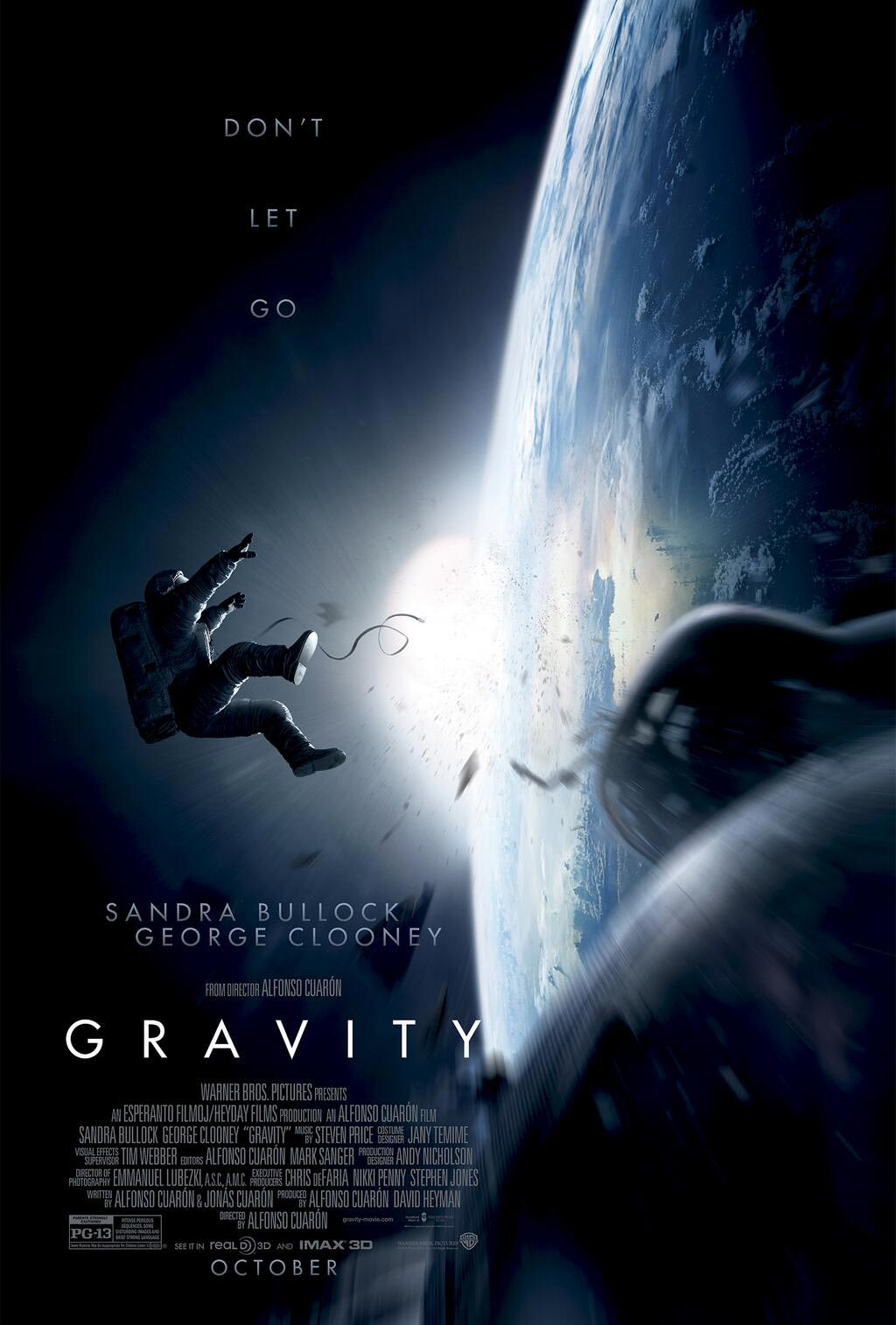 "Sound Design/Mix Film Audio Review:  ""Gravity"" (2013)"
