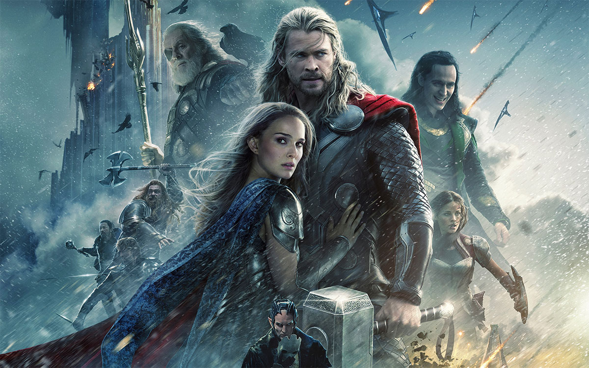 "Sound Design/Mix Film Audio Review:  ""Thor: The Dark World"" (2013)"