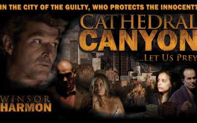 Sound Editor and Re-Recording Mixer – Feature Film – Cathedral Canyon (2013)